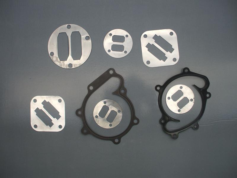 Guarnizioni industriali in alluminio